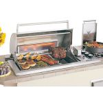 Fire Magic Legacy Regal I Counter Top Grill w/ Rotisserie - 34-S2S1N-A