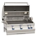 Fire Magic Aurora A660i 30'' Built-In Island Gas Grill A660i-8EA