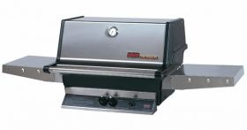 MHP Chef's Choice Heritage Series TJK2 Model Gas Grill - TJK2