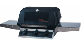 MHP Chef's Choice Heritage Series WHRG4DD Hybrid Gas Grill - WHRG4DD