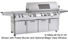 Fire Magic Echelon E1060s Double Side Burner Gas Grill E1060S-4E1-71