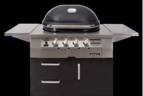 Primo Oval G420 Freestanding Gas Grill - Model G420C