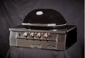 Primo Oval G420 Head Only Gas Grill - Model G420H