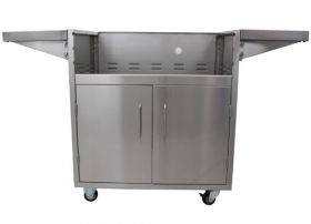 Dragon Fire Grill Cart