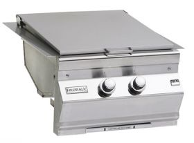 Fire Magic Double Searing Station/Side B Built-In Island Grill 3288-1