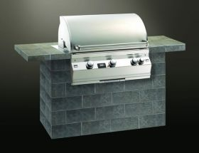 Fire Magic Aurora A540i 30'' Built-In Gas Grill w/Rotisserie A540i-2E1