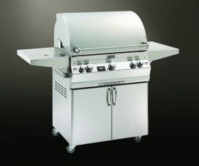 Fire Magic Aurora A660s 30'' Gas Grill with Rotisserie - A660S-2E1-62