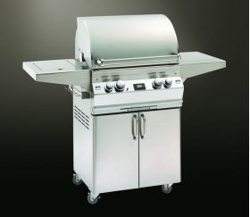 Fire Magic Aurora A430s 24'' Gas Grill with Rotisserie - A430S-2E1-62