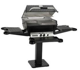 Broilmaster P4 Premium Series Gas Grill w/ FB - Propane (LP) - P4XF