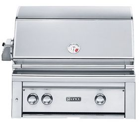 Lynx 30'' Built-In Grill with Rotisserie L30R-1