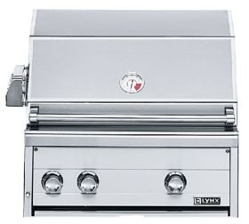 Lynx 27'' Built-In Professional Grill with Rotisserie - L27R-2