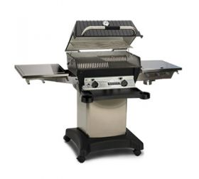 Broilmaster R3B Premium Infrared Combination Gas Grill - NG - R3BN
