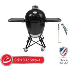 Primo Kamado All-In-One Charcoal Grill/Smoker - Model 773