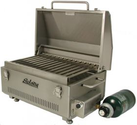 Solaire Anywhere Portable 304 Stainless Steel Gas Grill - IRI7B
