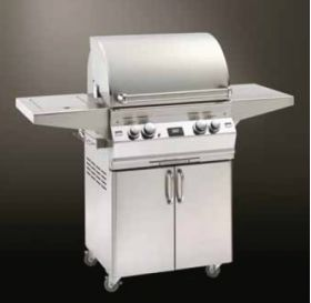 Fire Magic Aurora A530s 24'' Gas Grill with Rotisserie - A530S-2E1-62