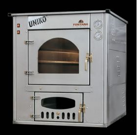 Fontana Forni Uniko Wood Fired Pizza Oven - no cart - UNIKOINC
