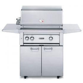 Lynx 30'' Freestanding Grill with Rotisserie - L30FR-1