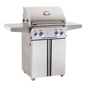 """American Outdoor Grill 24"""" Portable Gas Grill - L Series"""