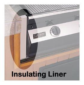 Fire Magic E10 Insulating Liner - 3185-50