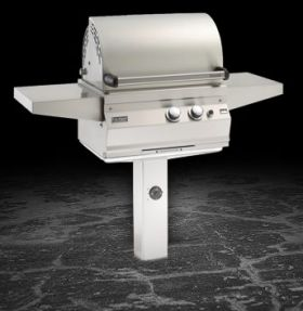 Fire Magic Legacy Deluxe Select In-Ground Post Mount Grill 21-S1S1N-G6