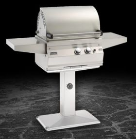 Fire Magic Legacy Deluxe Select Patio Post Mount Grill - 21-S1S1N-P6