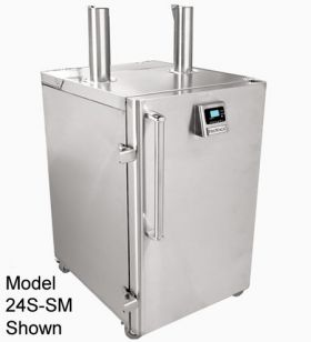 Fire Magic Portable Stainless Steel Smoker on BASE - 24s-SMB