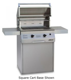 Solaire 27'' Deluxe Model Gas Grill - IRBQ-27GXL