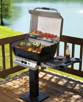 Broilmaster H4X Deluxe Series Gas Grill - Propane (LP) - H4X