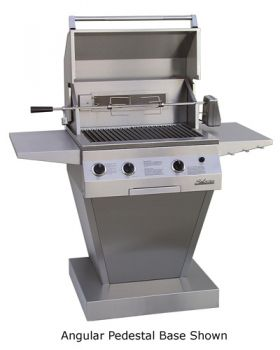 Solaire 27'' Deluxe Model Gas Grill - AGBQ-27GXL