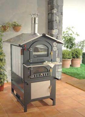 Fontana Forni Gusto 80AV Wood Fired Pizza Oven- 80AV
